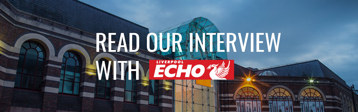 Liverpool Echo Interview